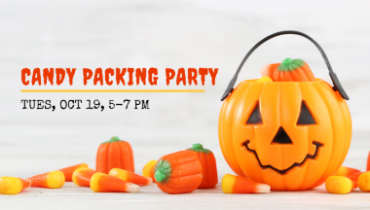 Candy Packing Party