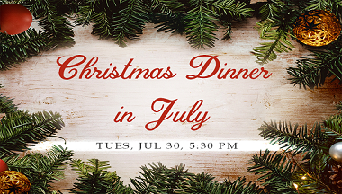 Church Christmas Dinner.Christmas Dinner In July St Thomas Umc Church In Manassas Va