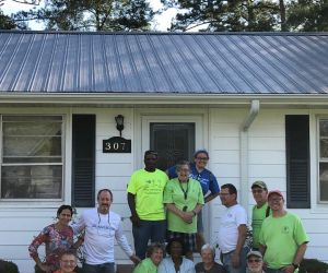 September 2019 S.T.A.R.T. trip to Swansboro, N.C